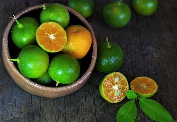 Calamansi er filippinernes svar på lime.