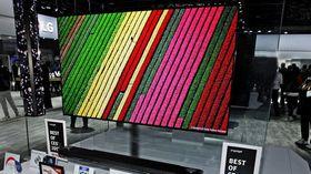 Den største OLED-modellen fra LG hittil, her avbildede W7 på 77 tommer, koster 180 000 kroner i Norge, så den nye 88-tommeren blir utvilsomt ikke billig.