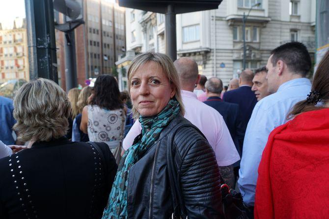 KONFLIKT: Eurocop-sjef Àngels Bosch mener politifolkene fortjener mer enn å bli brukt som virkemidler i et politisk spill, i en kommentar til at Katalansk politi blir etterforsket fordi at de ikke grep inn mot demonstrasjonene i Barcelona tidligere i år.