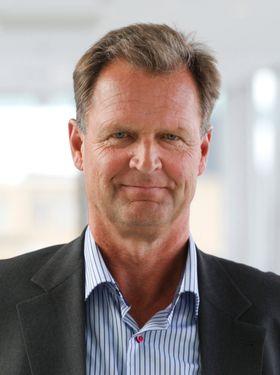 Max Trandem, administrerende direktør i Stena Recycling AS.