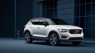 Volvo XC40 kan bli den første serieproduserte elbilen fra Volvo.