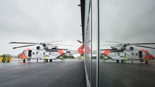 Kongelig visitt avlyst: Derfor ville ikke forsvaret fly nytt redningshelikopter til Oslo