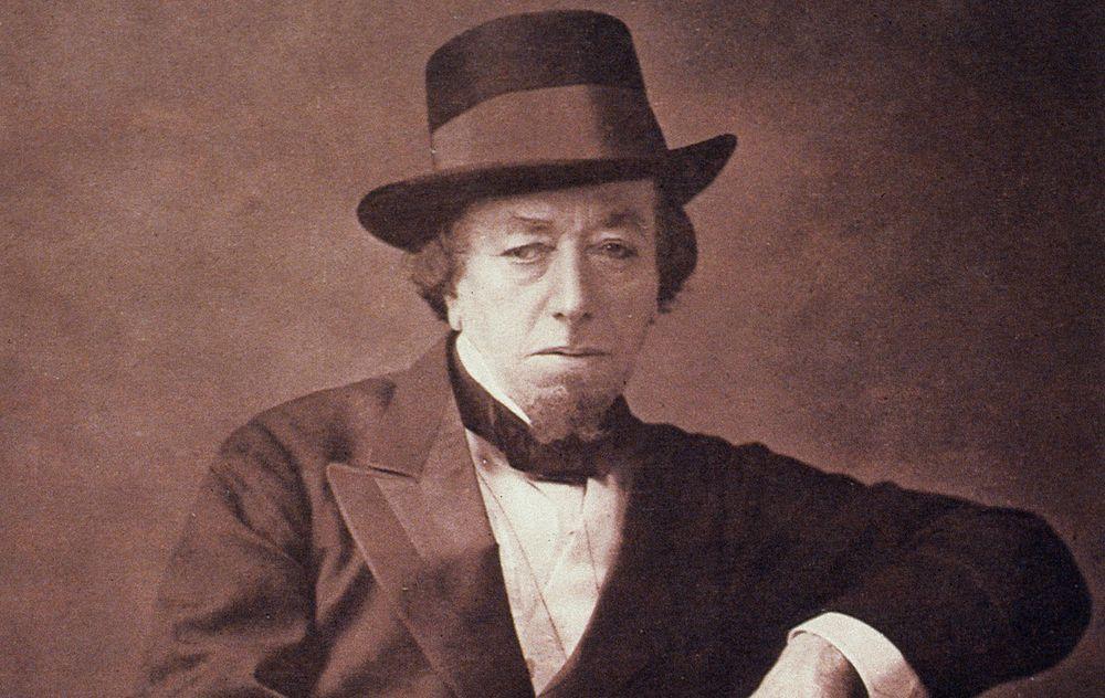 Benjamin Disraeli skal ha hatt en helt spesiell karisma.
