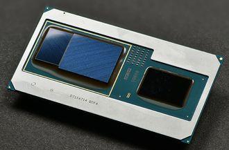 Intels 8. generasjon Intel Core-prosessor med Radeon RX Vega M.
