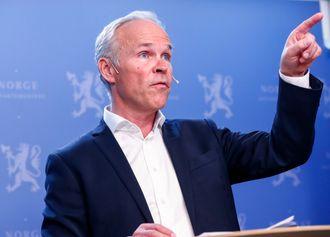 kunnskaps– og integreringsminister Jan Tore Sanner (H).