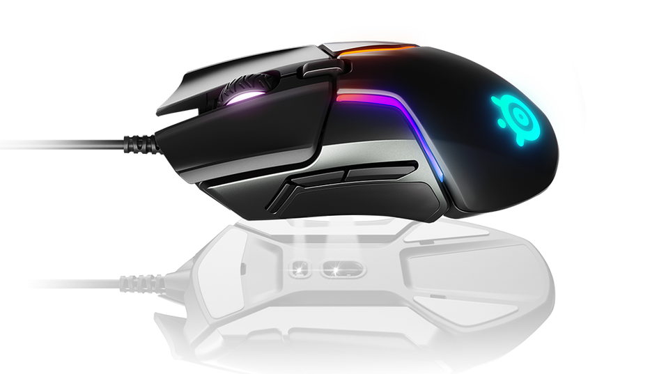 SteelSeries Rival 600.