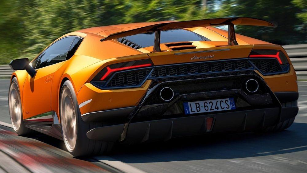 Volkswagen-gruppen produserer superbiler under merker som Lamborghini. Slike biler ligger an til å bli elektrifisert.