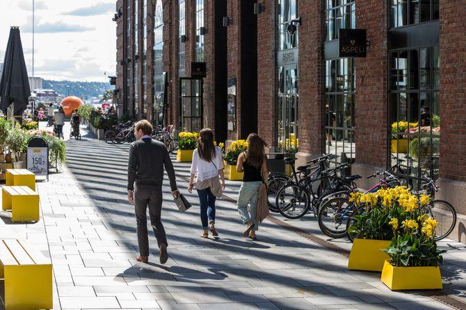 Aker Brygge Kjøpesenter Oslo