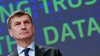 Andrus Ansip er EUs kommissær for det digitale indre marked.