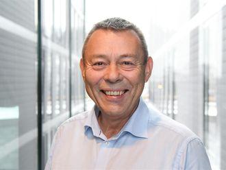 Lars Kalfoss, direktør for IKT-avdelingen til Statens vegvesen.