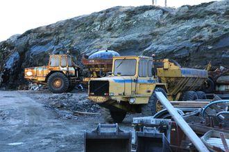 Maskinparken til Samnøy er i en klasse for seg, og et mekka for nostalgikere.