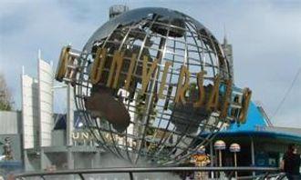Opplev Universal Studios i Los Angeles.