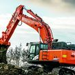 Hitachi fornyer 50-tonner