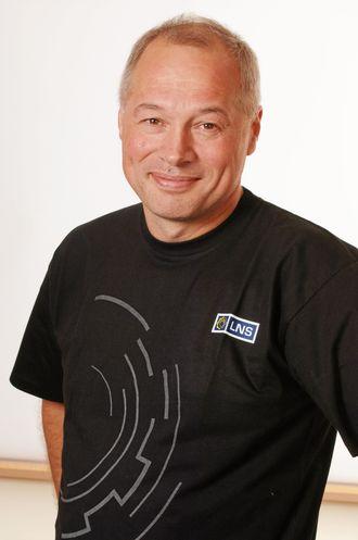 KONSERNSJEF: LNS-eier Frode Nilsen blir konsernsjef i Leonhard Nilsen & Sønner (LNS).