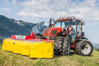 Mounty 110 V er utviklet i fjellandet Østerrike og kommer seg frem!