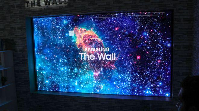 Vi fikk et glimt på bakrommet: Her er neste års QLED-TV