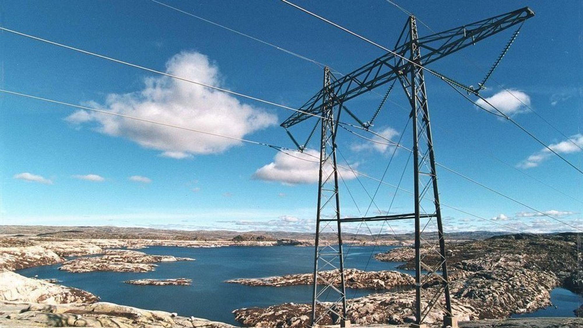 Christian Rynning-Tønnesen forteller at Statkraft er i forhandlinger med flere utenlandske selskaper om å etablere seg i Norge