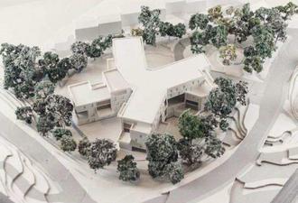 Nye Lindeberg sykehjem skal stå ferdig i 2020. Illustrasjon: Hus arkitekter/ Bjørbekk&Lindheim/ Sweco/ Skanska/ Omsorgsbygg Oslo