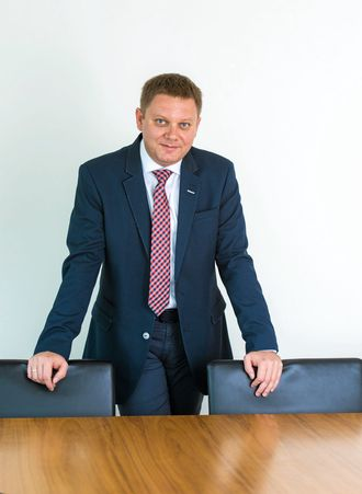 Andreas Lettl er ny sjef for CTT i Moskva.