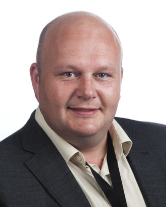 Sven Henning Roseth, service manager i Pon Equipment AS.
