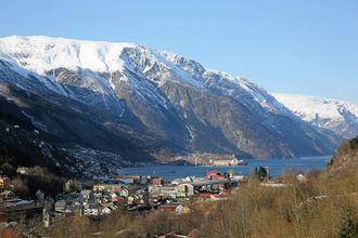 MYE OVERDEKNING: 900 meter overdekning er mye av hemmeligheten til at fjellene i Odda egner seg til deponering av miljøfarlig avfall.