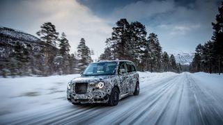 Hydros kunnskap gjør det mulig: Nå kommer elektriske London-taxier til Norge