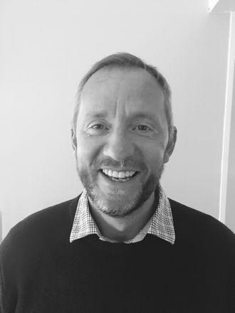 Svein-Arne Sivertsen, distriktssjef Nord i NCC.