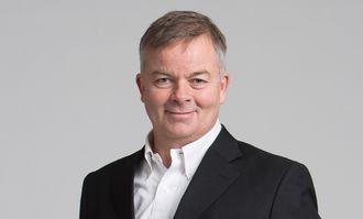 Konsernsjef Arne Giske kan smile fornøyd over resultatene i tredje kvartal.
