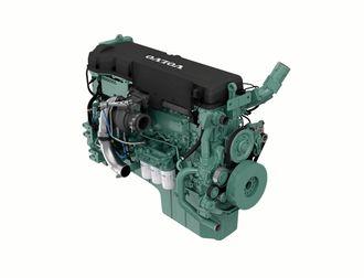 Volvo Penta laserte sin nye 16-litersmotor TAD1643VE-B på Bauma, og den har allerede erstattet en 19-liter i Sandviks gruvetruck TH663.