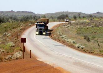 350 tonn nyttelast på offentlig vei med én trekkvogn.