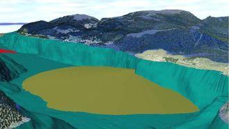 Nordic Mining ønsker å deponere overskuddsmassene fra gruvedriften på 300 meters dyp. Nå har de endelig fått ja.