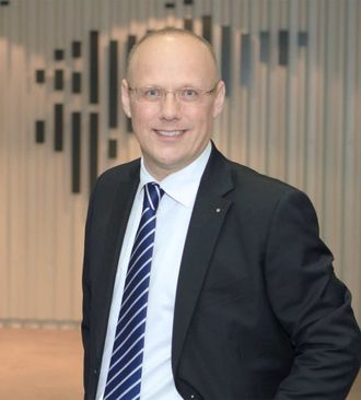 Kristian Kaas Mortensen, kommunikasjonsdirektør i Girteka Logistics, mener at selskapet har et ufortjent dårlig rykte.
