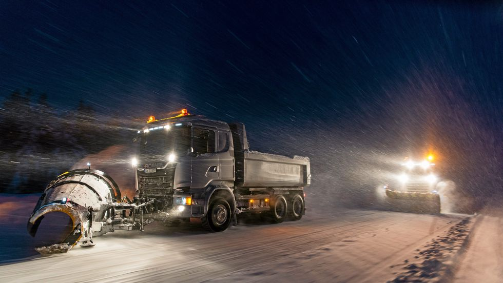 Scania Winter vil bli arrangert for sjette gang i januar og februar 2016 i Trysil.
