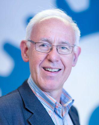 Mefs administrerende direktør Trond Johannesen kan fortelle om en moderat optimistisk bransje.