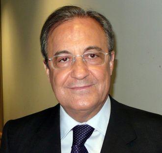 Real Madrid- og ACS-sjef Florentino Perez er vant til å få det som han vil.