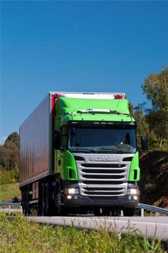 Førstepremien i den internasjonale finalen er en splitter ny Scania R-serie verdt rundt 800.000 kroner.