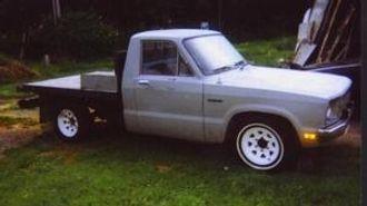 3. generasjon Courier fortsatte å leve i andre markeder frem til 1985. Denne versjonen er fra 1980.