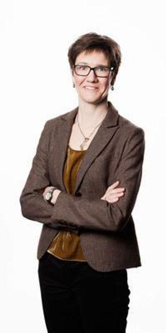 Astrid Drewsen er produktsjef med ansvar for drivlinjer hos Volvo Trucks.