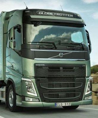 Nye Volvo FH kan leveres med I-See generasjon 2.