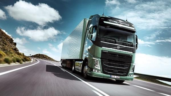 Volvo FH ble Truck of the Year 2014