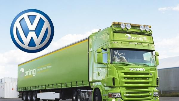 Volkswagen ønsker full kontroll over Scania
