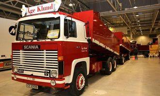 Åge Klund sin Scania LBS 141 fra 1979 ble kåret til beste veteran.