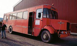 Eget selskap er etablert for all transport.