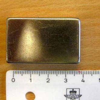 Magneten som ble funnet på giveren til fartsskriveren på den tyrkiskregistrerte trekkbilen.