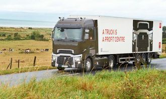 T-serien erstatter tidligere Premium og Magnum og består av attraktive langtransportbiler fra Renaut.