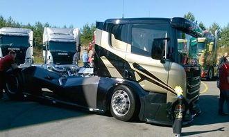 Sprek Show-Scania.