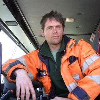Kranfører på Terex-en er Rune Samseth.