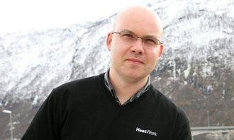 Jens Heinonen, Business Developer og HeatWorks mann i Finland, forteller om allsidig bruk av miniheateren.