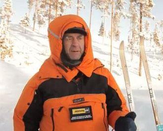 Sir Ranulph Fiennes kalles verdens største nålevende oppdagelsesreisende.