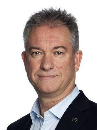 Per Ragnar Johansen blir direktør for Mercedes-Benz Nyttekjøretøy.